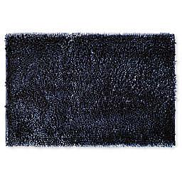 Wild Sage™ Noodle 24-Inch x 40-Inch Bath Mat in Bijou Blue