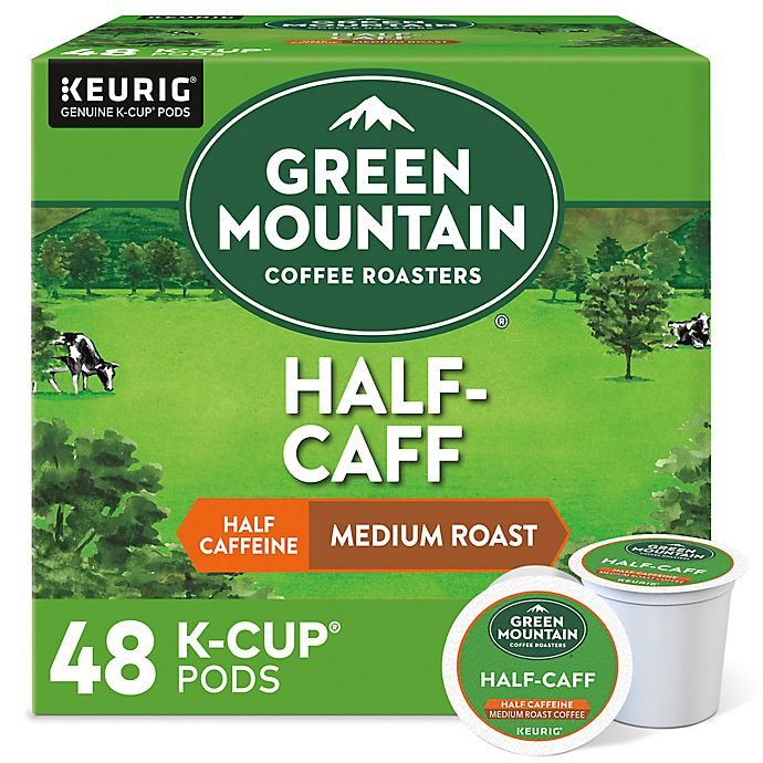 Alternate image 1 for Green Mountain Coffee® Half-Caff Coffee Keurig® K-Cup® Pods 48-Count
