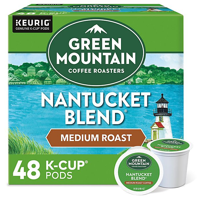 Alternate image 1 for Green Mountain Coffee® Nantucket Blend Coffee Keurig® K-Cup® Pods 48-Count