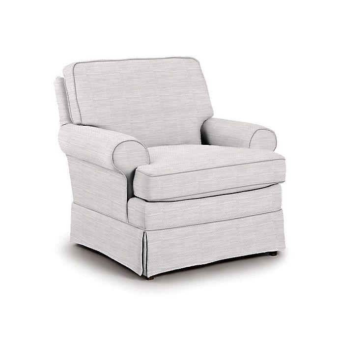 Alternate image 1 for Best Chairs® Quinn Swivel Glider