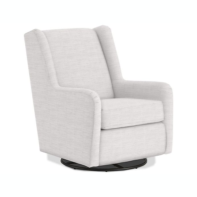 Alternate image 1 for Best Chairs Brianna Swivel Glider