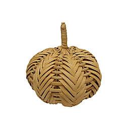 Bee & Willow™ Small Rattan Pumpkin