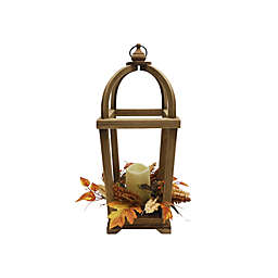 Bee & Willow™ LED Harvest Floral Lantern