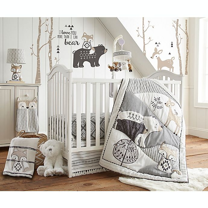 Alternate image 1 for Levtex Baby® Bailey 5-Piece Crib Bedding Set