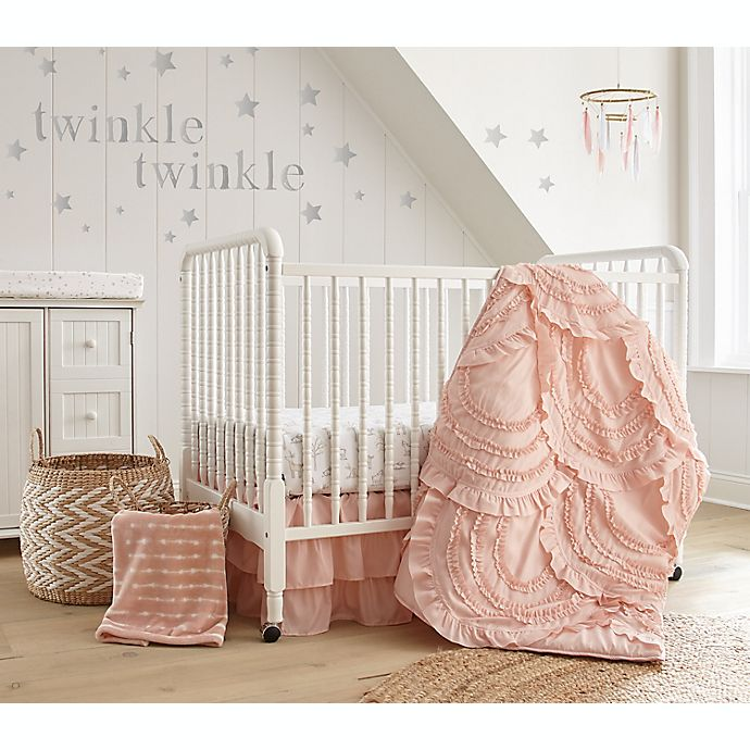Alternate image 1 for Levtex® Baby Skylar Crib Bedding Collection in Blush