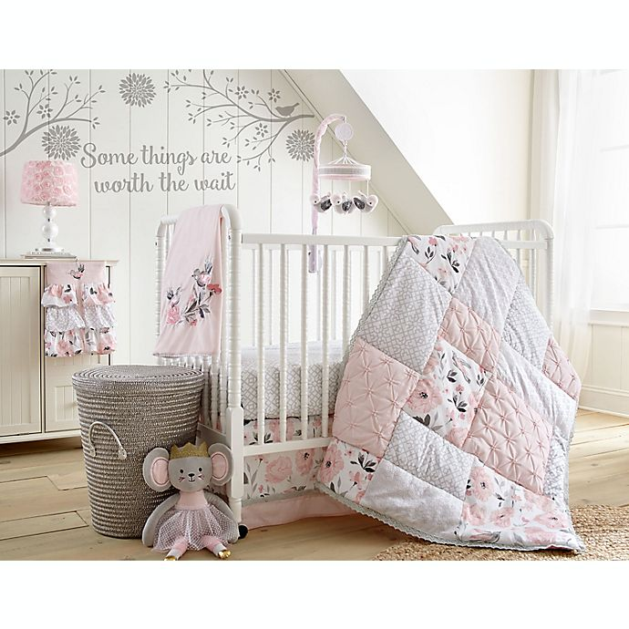 Alternate image 1 for Levtex Baby® Elise 5-Piece Crib Bedding Set
