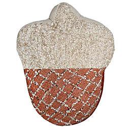 Bee & Willow™ Acorn Throw Pillow in Rust