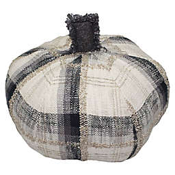 Bee & Willow™ Plaid Pumpkin Throw Pillow