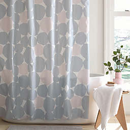 Simply Essential™ Pebbles PEVA Shower Curtain