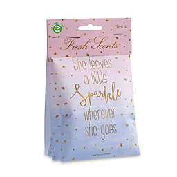 Fresh Scents™ 3-Pack A Little Sparkle Scented Sachets