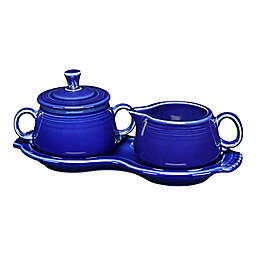 Fiesta® Sugar and Creamer Set with Tray in Twilight