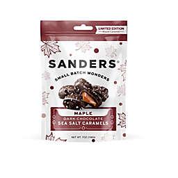 Sanders® Maple Dark Chocolate Sea Salt Caramels