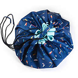 play&go® Surf Play Mat in Navy