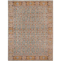 Amer Rugs Etracery Adia in Teal