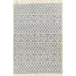 Momeni 8' X 10' Boulder Area Rug in Blue