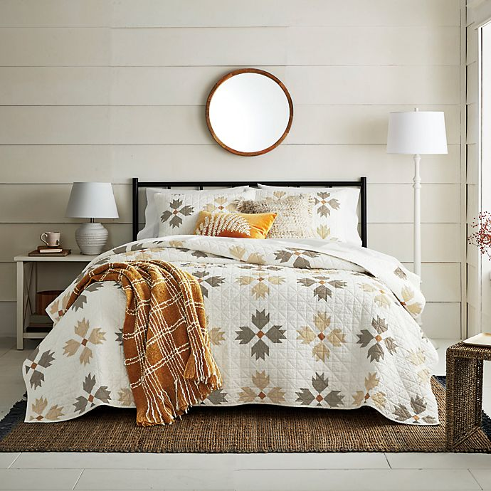 Alternate image 1 for Bee & Willow™ Blakeslee 3-Piece Quilt Set