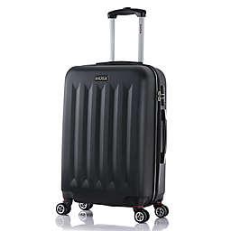 InUSA Philadelphia Hardside Spinner Checked Luggage