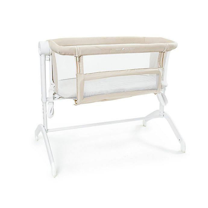 Alternate image 1 for Baby Delight® Beside Me Wink Bassinet & Bedside Sleeper with Organic Cotton Sheet