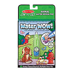 Melissa & Doug® 2-Piece Water Wow! Animal Water-Reveal Pad and Pen Set