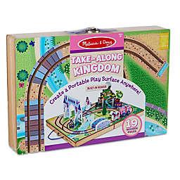 Melissa and Doug® Take-Along Kingdom Play Set