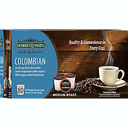 Market & Main® Colombian Coffee Keurig® K-Cup® Pack 80-Count