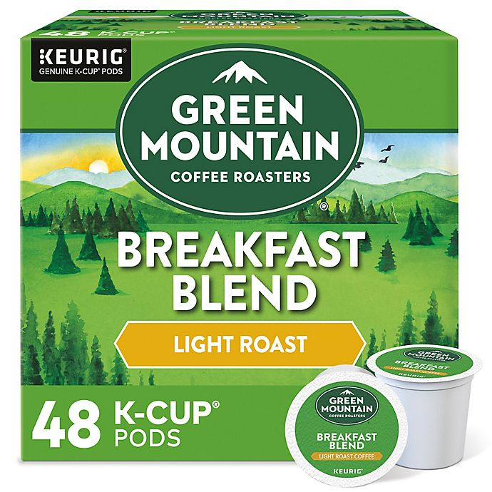 Alternate image 1 for Green Mountain Coffee® Breakfast Blend Coffee Keurig® K-Cup® Pods 48-Count