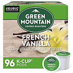 Green Mountain Coffee® French Vanilla Coffee Keurig® K-Cup® Pods 96-Count