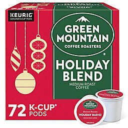 Green Mountain Coffee® Holiday Blend Coffee Keurig® K-Cup® Pods 72-Count