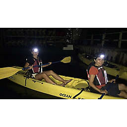 St. Thomas Night Kayak Tour with Pirate and Ghost Stories by Spur Experiences®