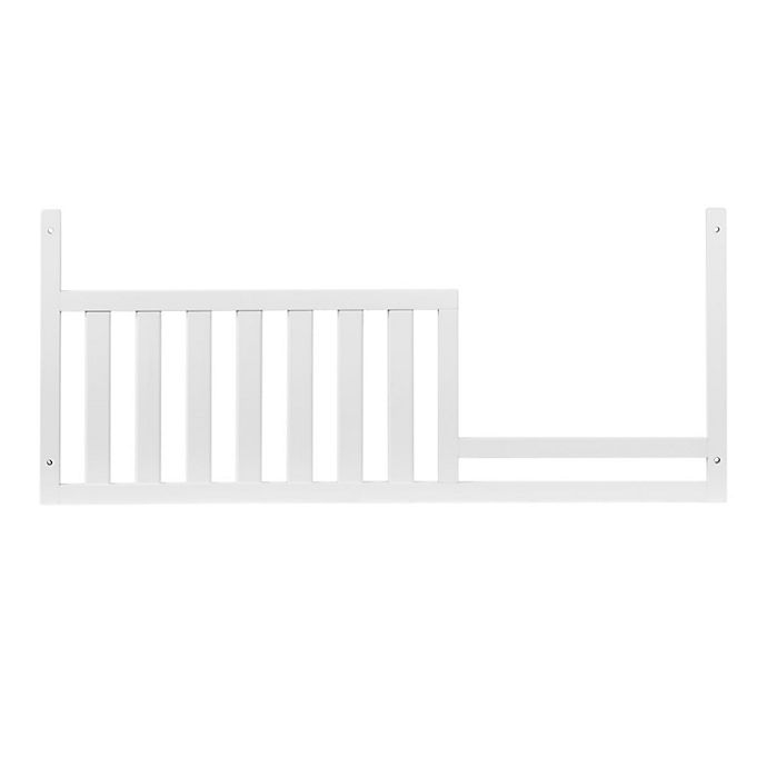 Alternate image 1 for Oxfor Baby Universal Toddler Guard Rail in White