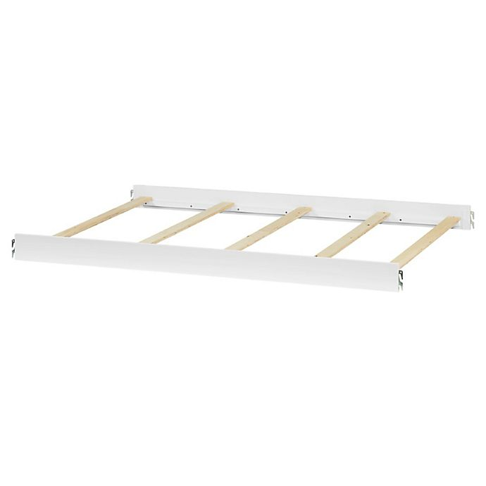 Alternate image 1 for Oxford Baby Universal Full Bed Conversion Kit in White