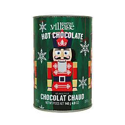 Gourmet du Village 4.9 oz. Nutcracker Hot Chocolate Canister