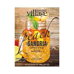 Gourmet du Village Peach Sangria 3.7 oz. Drink Mix