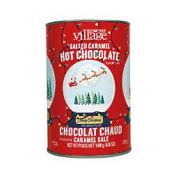 Gourmet du Village 4.9 oz. Snowglobe Hot Chocolate Canister