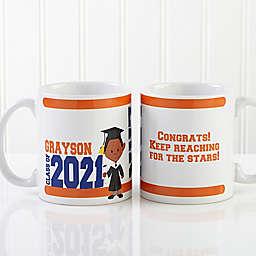 Graduation Character Coffee Mug
