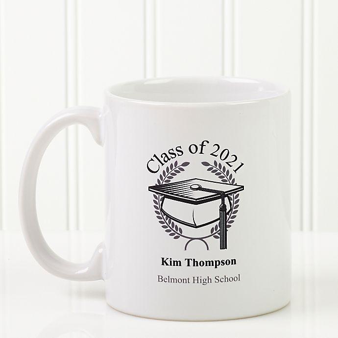 Alternate image 1 for Graduation Cap Coffee Mug