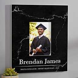 Graduation Portrait Personalized Wall Frame- Vertical