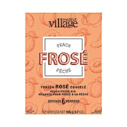Gourmet du Village Peach Frosé 3.7 oz. Drink Mix