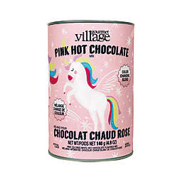 Gourmet du Village Unicorn Pink Hot Chocolate Mix 4.9 oz. Canister
