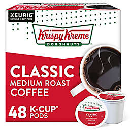 Krispy Kreme® Classic Medium Roast Coffee Keurig® K-Cup® Pods 48-Count