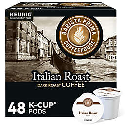 Barista Prima Coffeehouse® Italian Roast Coffee Value Pack Keurig® K-Cup® Pods 48-Count