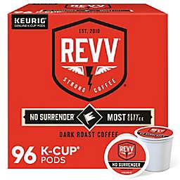 REVV® No Surrender Coffee Keurig® K-Cup® Pods 88-Count