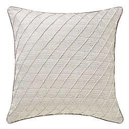 Waterford® Spencer European Pillow Sham in Ivory