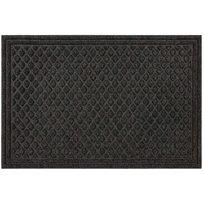 Alternate image 1 for Mohawk Home Diamond Grid Impressions Indoor/Outdoor Accent Rug