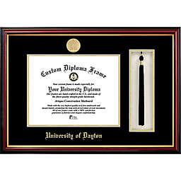 Xavier University School Seal Graduation Tassel and Diploma Frame