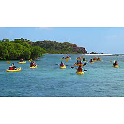 Cas Cay Kayak, Hike, and Snorkel Tour by Spur Experiences®