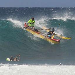 Outrigger Canoe Ride in Koloa, Kauai by Spur Experiences®