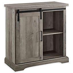 Forest Gate™ Sage Sliding Door Accent Cabinet
