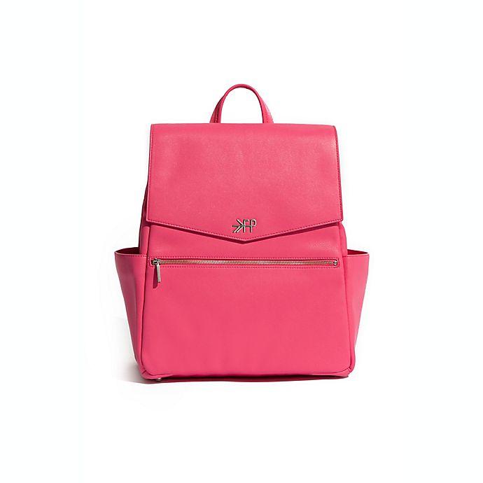 Alternate image 1 for hot pink classic diaper bag