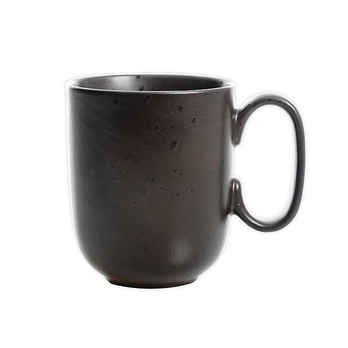 Alternate image 1 for Our Table™ Landon Mugs in Pepper (Set of 4)